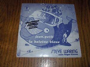 STEVE WARING La Baleine Bleue - France - État : Occasion: Objet ayant été utilisé. Consulter la description du vendeur pour avoir plus de détails sur les éventuelles imperfections. ... - France