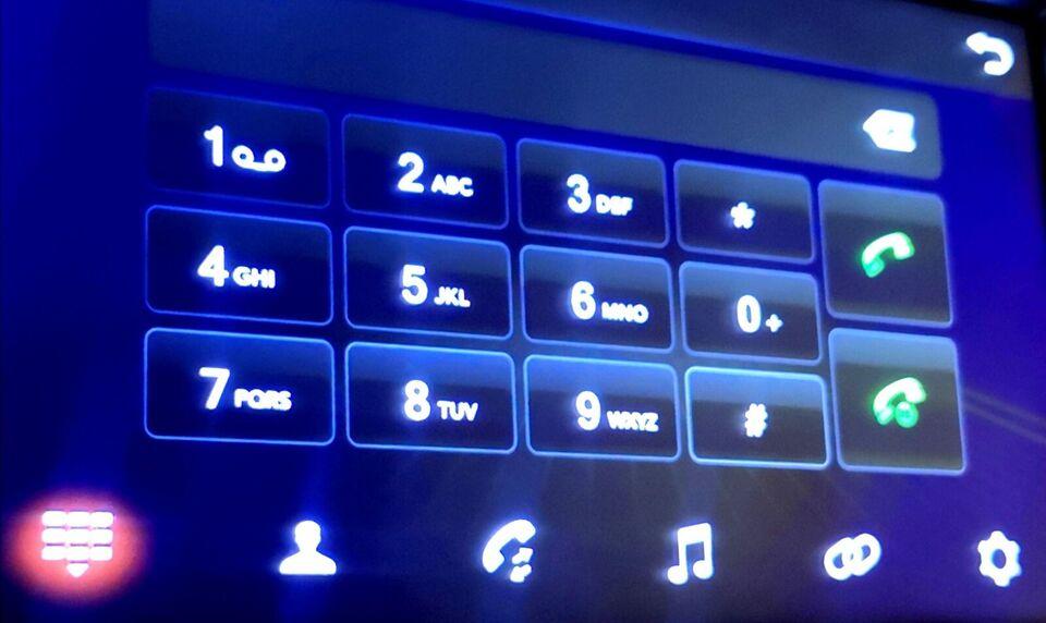 Multimedia system, VW Multimedie + navi + håndf. telefon vw