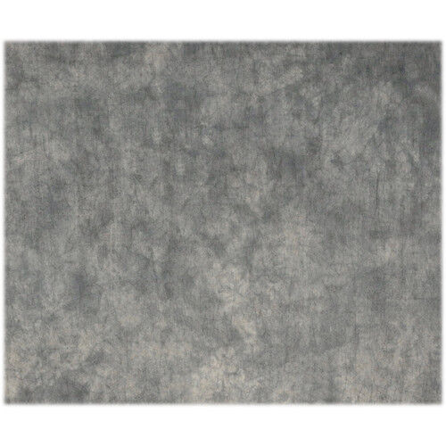 10 x 24/', Gray Mist Impact Crushed Muslin Background