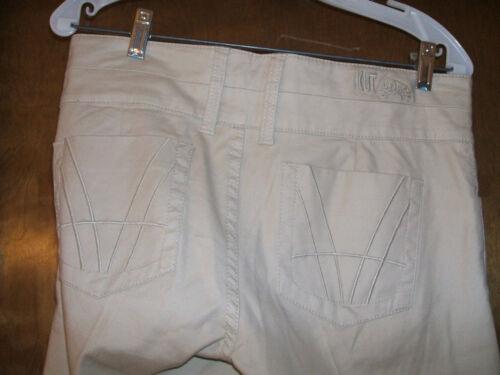 carino Pantaloni nwtgs ~ ~ Kut Capri kaki sz 99 6 Di ExxzBwqX
