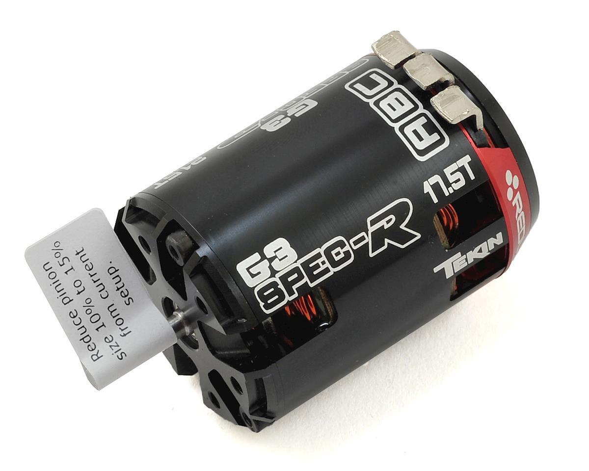 Tekin TT2697 rojoline Spec-R Gen3 motor sin escobillas Sensorojo (17.5 T)