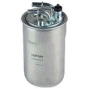 Delphi-Filtro-De-Combustible-Diesel-HDF648-Totalmente-Nuevo-Original-5-Ano-De-Garantia