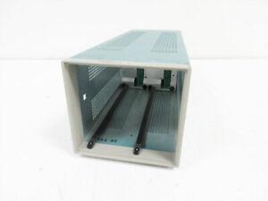 TEKTRONIX TM502A 2 SLOT MAINFRAME CHASSIS FOR TM500 MODULES