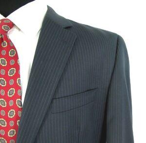 Michael-Kors-Blazer-Sz-42R-Gray-Stripe-All-Season-Sport-Coat-Jacket-42-R-NWOT