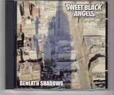 (HJ976) Sweet Black Angels, Beneath Shadows - 2005 CD
