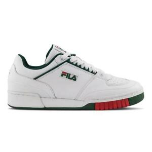 Leather Fila red Italian sycamore White Targa Green Italy 1tm00013 Design 124 zqBSPrzw