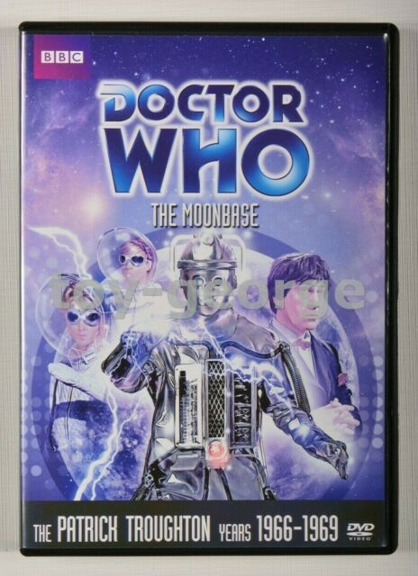 Region 1 - Doctor Who - The Moonbase - Story 33 - DVD