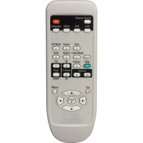 Remote Control for Epson H381A H382A H383A