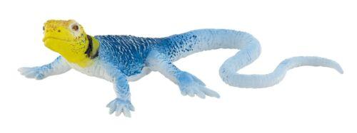 Bullyland 68488 halsbandleguan 12 cm reptiles