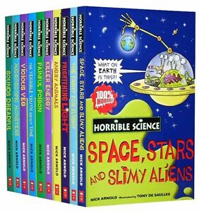 Horrible-Science-10-Books-Set