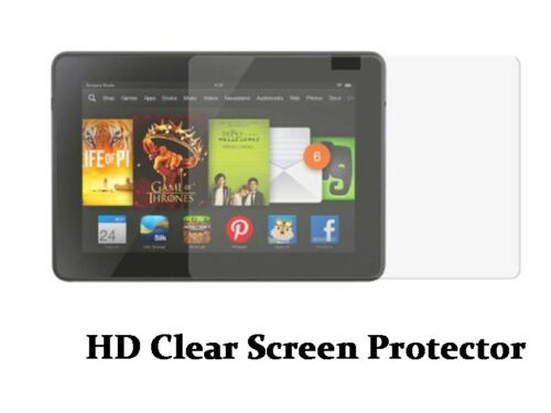 """Lot of Screen Film Protector Guard HD Glossy for Amazon Kindle Fire HDX 8.9/"""""""