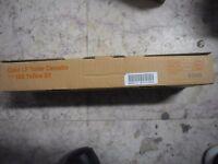 Genuine Ricoh Aficio Cl3500 Lanier Savin Type 165 Yellow Sy Toner 402461