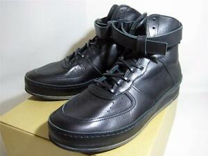 6938eaa1f Hender Scheme mip-01 AIR FORCE 1 HOMMAGE BRAND NEW SIZE 6 BLACK MADE ...