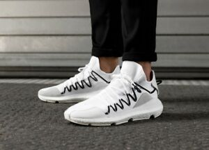 coupon code cheap sale buying now Details about Adidas Y-3 Yohji Yamamoto Kusari Boost Core White BC0956 NEW