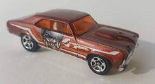 Hot Wheels 68 NOVA 2003 Mattel Speed Machines Macchina Car Vintage
