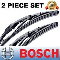 Bosch Wiper Blade Direct Connect Size 13 & 11 Front Rear Left Right Set