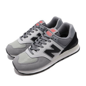 New-Balance-ML574JHV-D-Grey-Black-White-Men-Casual-Shoes-Sneakers-ML574JHVD
