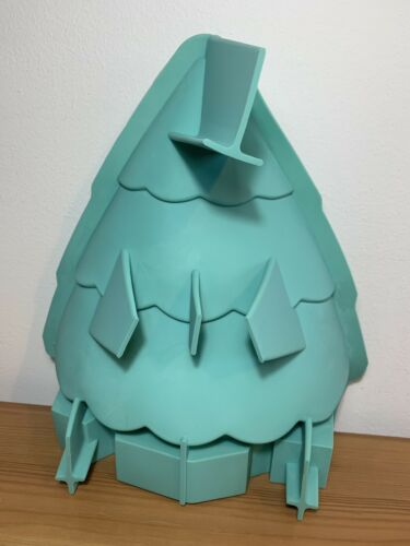 Disney Cakes /& bonbons silicone Mickey Minnie Arbre de Noël moule Eaglemoss