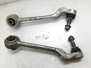 2009-2011-BMW-328i-335i-LCI-FRONT-RIGHT-amp-LEFT-LOWER-CONTROL-WISHBONE-ARMS-OEM