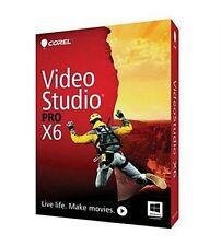 Corel Video Studio Pro X6