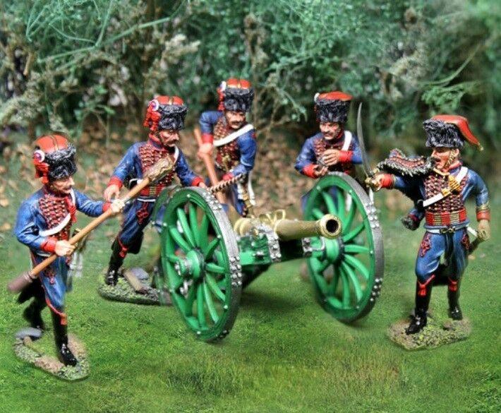 Sammler Schaufenster Napoleonisch Französische Französische Französische Pferd Schutz Artillerie Set MIB  | Maßstab ist der Grundstein, Qualität ist Säulenbalken, Preis ist Leiter  4363be