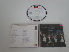 CARRERAS, DOMINGO, PAVAROTTI, MEHTA/IN CONCERT(DECCA 430 433-2) CD ALBUM