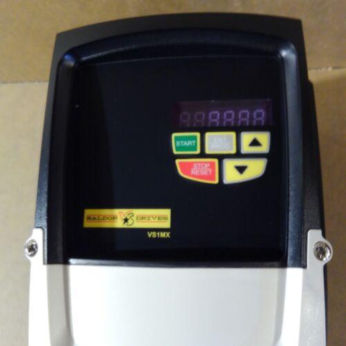 ABB ACS250-03U-02A3-2+B063 New Baldor AC Inverter Drive 230V 0.5HP VS1MX20P5-4