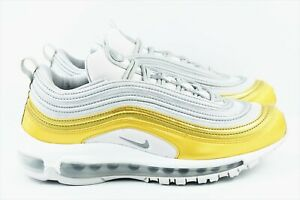 Nike Air Max 97 Trainers In Black Patent Leather Shoessss