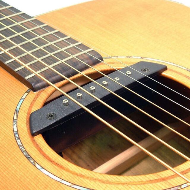 artec magnetic soundhole pickup for acoustic guitar 6 or 12 string for sale online ebay