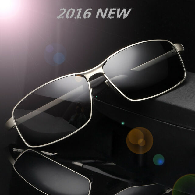 New Mens Polarized Sunglasses Outdoor Sport Eyewear Driving Fishing Glasses
