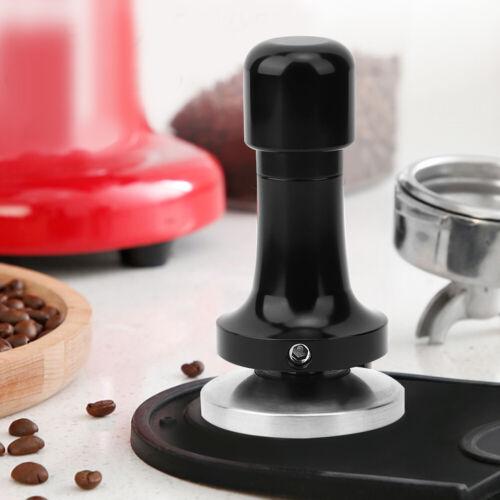 58mm Stainless Steel Coffee Tamper Adjustable Pressure Coffee Powder Tamping Too