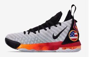 "Nike Lebron 16 GS ""Space Travel"" Big"