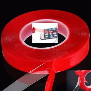 Doppelseitiges-Klebeband-Hochtemperaturband-Klebestreifen-Breite-2mm-10mm-x25m