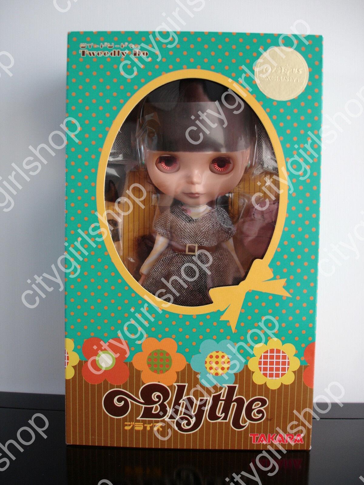 Wow  Tweedly do muñeca Blythe SBL TRU-EX6  en Caja Original  Envío gratuito   última