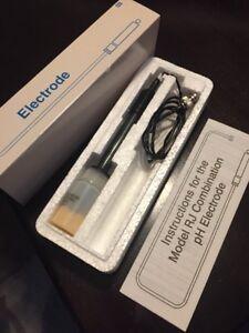 Data-Harvest-SmartQ-Technology-2252-pH-Electrode-MD00RJ-RJ-Environmental-Sensor