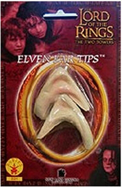 Lord of the Rings Official Elf Ear Tips