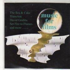 (BS191) Music For Films, The Sea & Cake / TransAm / David Grubbs etc - DJ CD