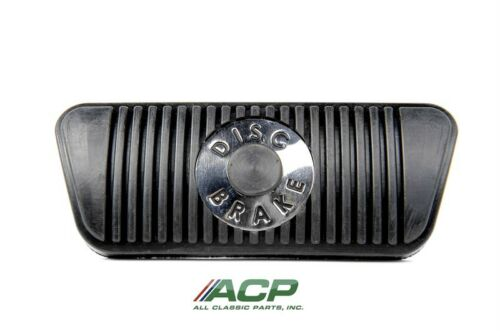 1965-67 Mustang Disc Brake Pedal Pad For Cars Equipped With Auto Transmission
