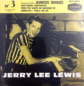 Jerry-Lee-Lewis-CD-Single-Jerry-Lee-Lewis-No-3-Replica-France-M-M