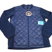 $90 Columbia Men's Columbia® Warmer Days™ II Full-Zip Jacket Large Blue NWT
