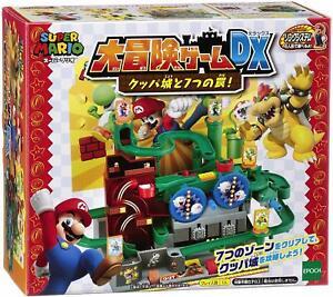 Details About Epoch Nintendo Super Mario Bros King Bowser S Castle Adventure Table Game