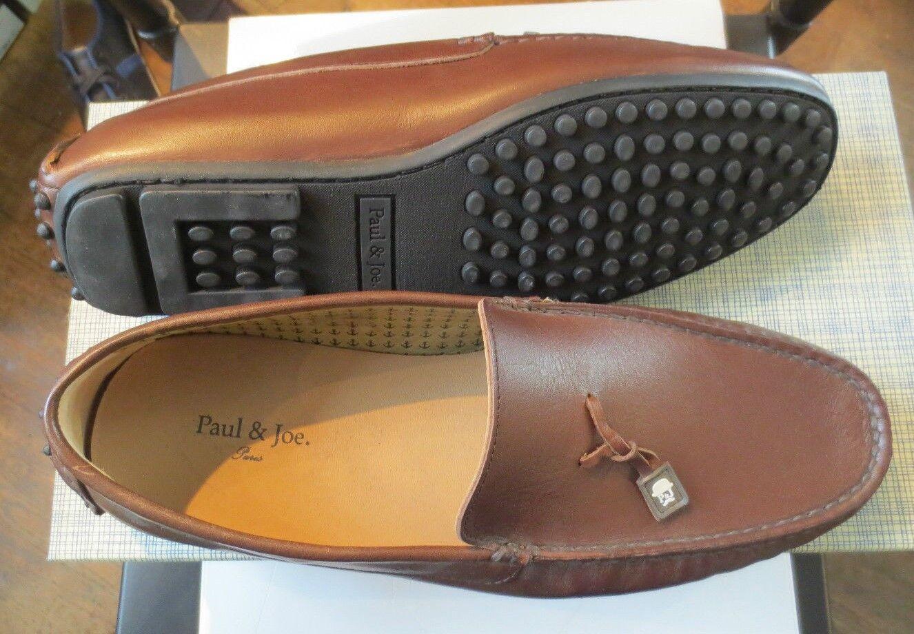 Paul & Joe Mokassin Clinton Kalb braun neu Wert 170e ,44,45 Schuhgrößen ,44,45 170e 7db062