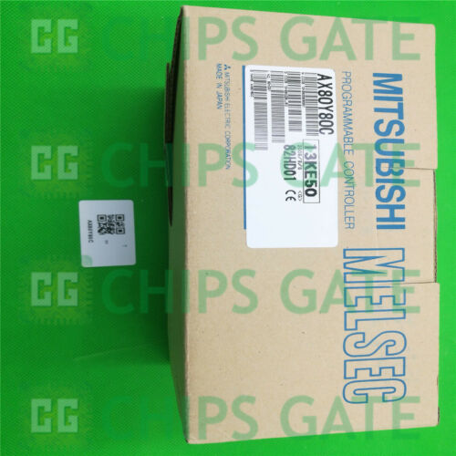 1PCS Brand New In Box MITSUBISHI PLC AX80Y80C Fast ship with warranty