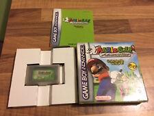 Gameboy Advance GBA :      MARIO GOLF      PAL FR