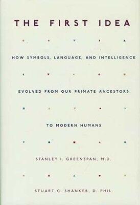 First Idea Evolution of Symbols Language Intelligence Genetics Pre-Human Culture