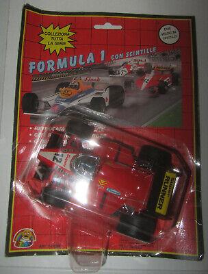 Volitivo Macchina Modellino Formula 1 Con Scintille Sparkling Litardi Super Runner 2 Alta Sicurezza