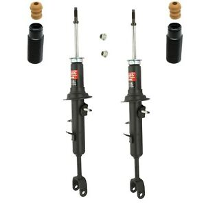 KYB-Front-Suspension-Struts-amp-Bellows-Kit-For-Nissan-350Z-2003-2005