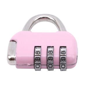 Mini-Backpack-Shape-Travel-Padlock-Anti-theft-Code-Lock-3-Digit-Combination-S