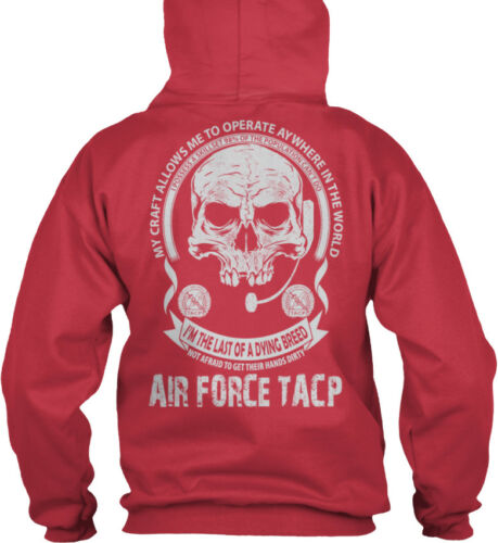Air Force Tacp My Craft Gildan Hoodie Sweatshirt