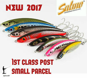 Salmo-Wave-NEW-2017-Excellent-lure-for-all-kinds-of-predators-fish-Variety-sizes